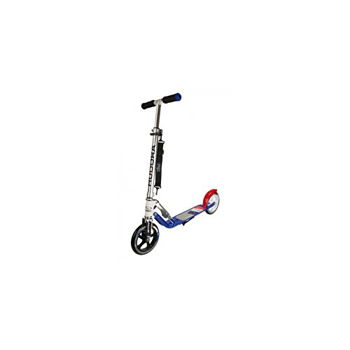 City Scooter Big Wheel Hudora Alu 8 Zoll 205 rot/blau/weiss 205mm 2986092960