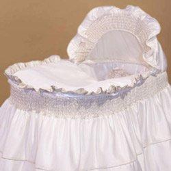 Bassinet Liner Skirt And Hood front-209605
