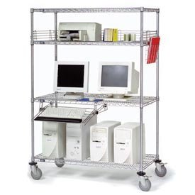 Buy Low Price Comfortable Computer Lan Workstation Mobile (B000Z54LZK)