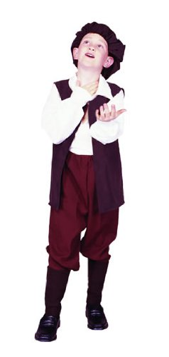 Children's Renaissance Boy Costume (Size:LG 12-14)