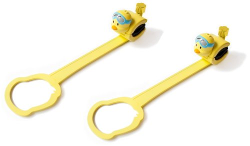 Aqueduck Child Faucet Two-Handle Extender, 2 Pack - 1
