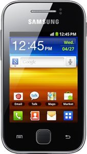 SAMSUNG Y GALAXY S-5360 Phone