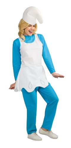 The Smurfs Adult Costume