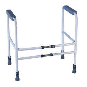 free standing toilet frame health