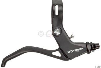 Buy Low Price TRP Aluminum V-Brake Lever Pair Black (ML930 Black)