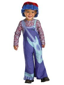 Buy Doodlebops Rooney Costume: Toddler's Size 3T-4T