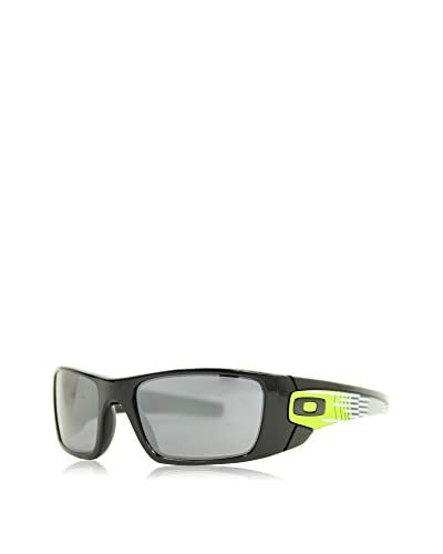 Oakley Sonnenbrille OK-OO9096-57 (60 mm) schwarz/grün