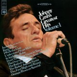 JOHNNY CASH greatest hits, vol. 1 LP