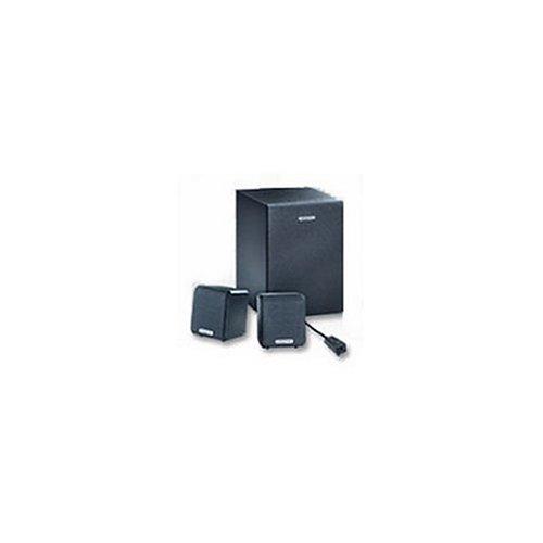 Creative Labs SBS 350 2 1 Black Computer Speaker System 3 SpeakersB00008NRU7