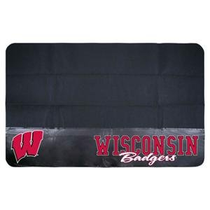 Mr Bar B Q 15028Wisgd Wisconsin Badgers Grill Mat (15028Wisgd)