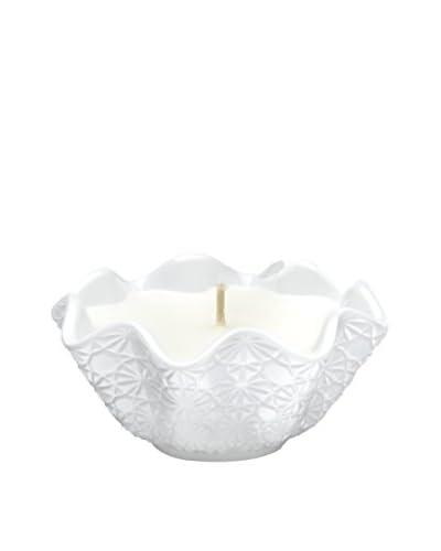 Bijou Candles 8-Oz. Apple Maple Butter Petite Bijou Candle, White