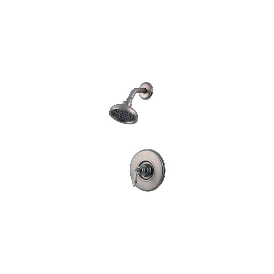 Price Pfister R89 7CBE Avalon Rustic Pewter Shower Faucet Trim
