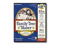 Family Tree Maker 8 (24 CD set)