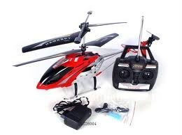 YIBOO UJ414 Mini Metal 3 Channel HELICAM 8