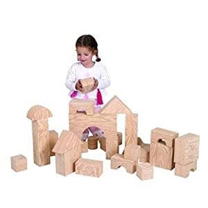 Edushape Ltd Big Wood-Like Blocks