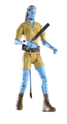 Buy Low Price Mattel James Cameron's Avatar Na'vi Avatar Dr. Grace Augustine Action Figure (B002SNA976)
