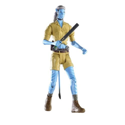 James Cameron's Avatar Na'vi Avatar Dr. Grace Augustine Action Figure