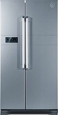 Godrej RS EON 603 SM Frost-free Side-by-Side Refrigerator (603 Ltrs, Metal)