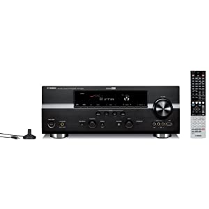 Yamaha RX-V1065BL 7.2-Channel Digital Home Theater Receiver (Black)