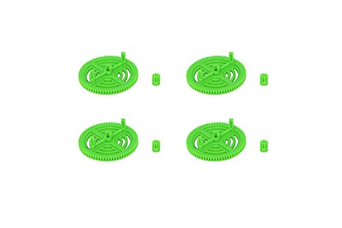 UltraFlight Green High Performance Gears for the Parrot AR Drone 2.0