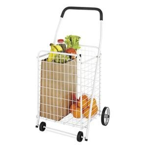Whitmor 6023-149 Rolling Utility Cart White