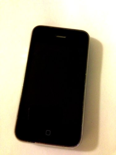 Apple iPhone 3GS 16GB Black Factory Unlocked