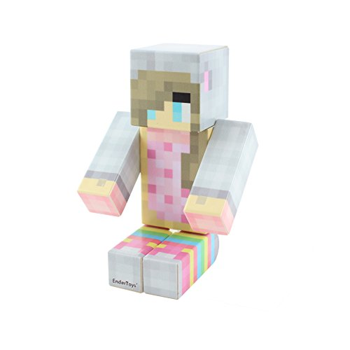 """Nyan Girl - 4"""" Action Figure Toy, Plastic Craft"""