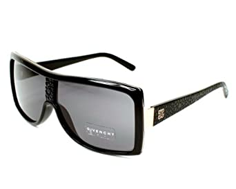 92e4e6e7a0b1 Givenchy Sunglasses SGV 721 E Z42 Acetate Black Gradient grey black Clothing