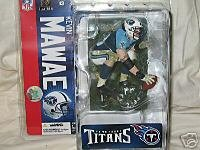 McFarlane Toys NFL Football Series 13 - Kevin Mawae (Tennessee Titans) Surprise Chase