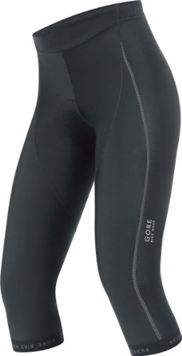 Buy Low Price Gore Bike Wear Women's Oxygen SO Lady Tights 3/4 (TWOXYL-P)