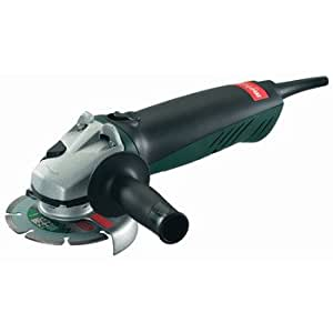 Metabo WE14-125 Variable Speed 4 -1/2-Inch/5-Inch Angle Grinder