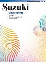 Imagen de Suzuki Violin School acompañamientos de piano - Volume 1 - Revisado