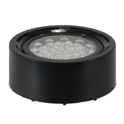 American Lighting LP30-BK Thirty Puck LED Under Cabinet Light
