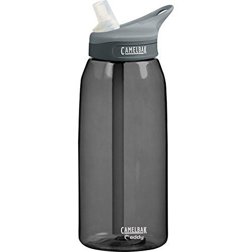 Camelbak Eddy Bottle (0.75-Liter/24-Ounce,Charcoal)