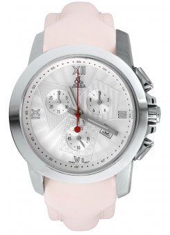 Jacob Co Unisex Swiss Made Chrono Watch JCSM3