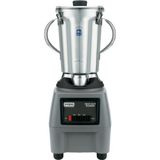 Waring Heavy Duty Kitchen Blender / Liquidiser - Model: CB9, 220-240V, 2.9A, Single Phase, 3 Speeds - 4Ltr