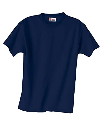 Buy Hanes 5.2 oz Youth COMFORTSOFT HEAVYWEIGHT T-Shirt # 5480 by Hanes