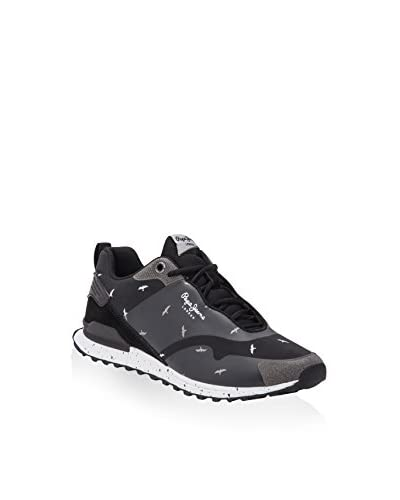 Pepe Jeans Zapatillas Run Sealing Yul Negro