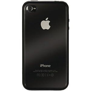 griffin reveal case for iphone 4 4s black. Black Bedroom Furniture Sets. Home Design Ideas