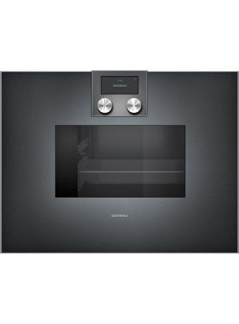 Gaggenau Combi-steam Oven BS 471 101 Left Hinged 60cm