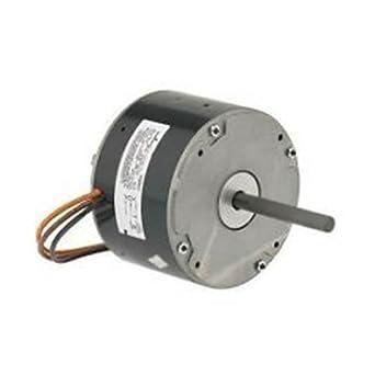 F48l08a50 york oem condenser fan motor 1 8 hp 230 volt for Hvac fan motor replacement