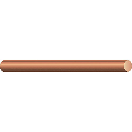 Building Wire, Bare Copper, 4 Awg, 25Ft