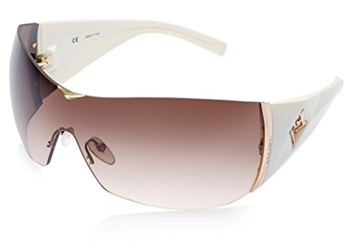 Escada Escada Oversized Sunglasses (White) (SES 722|300X 2|Free Size)