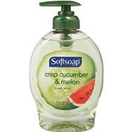 LagasseSweet 26090 Softsoap Liquid Hand Soap-7.5OZ MELON SOFTSOAP