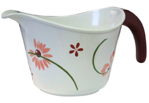 Buy Corelle Coordinates Pretty Pink 2-Quart Microwave Batter Bowl compare