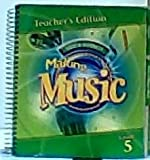 img - for Making Music, Grade 5, Teacher's Edition book / textbook / text book