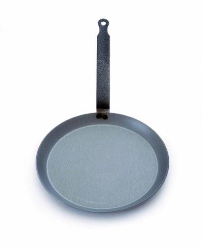 Mauviel M'steel Crepe Pan, 8-Inch