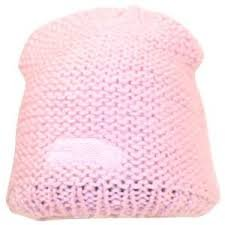 Seattle Seahawks Licensed Pink Knit Yarn Stripe Beanie at Amazon.com