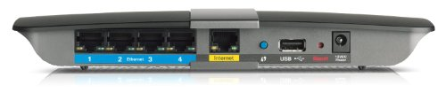 LINKSYS EA4500 无线路由器 翻新版美国亚马逊