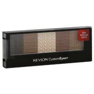 Revlon custom eyes Shadow Liner-020 Naturally Glamourous